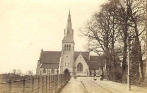 Emscote in 1860