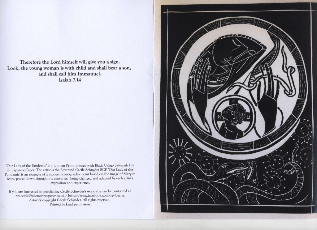 Bishops' Christmas Card